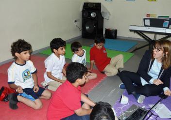 Ahlia School Clubs 2015
